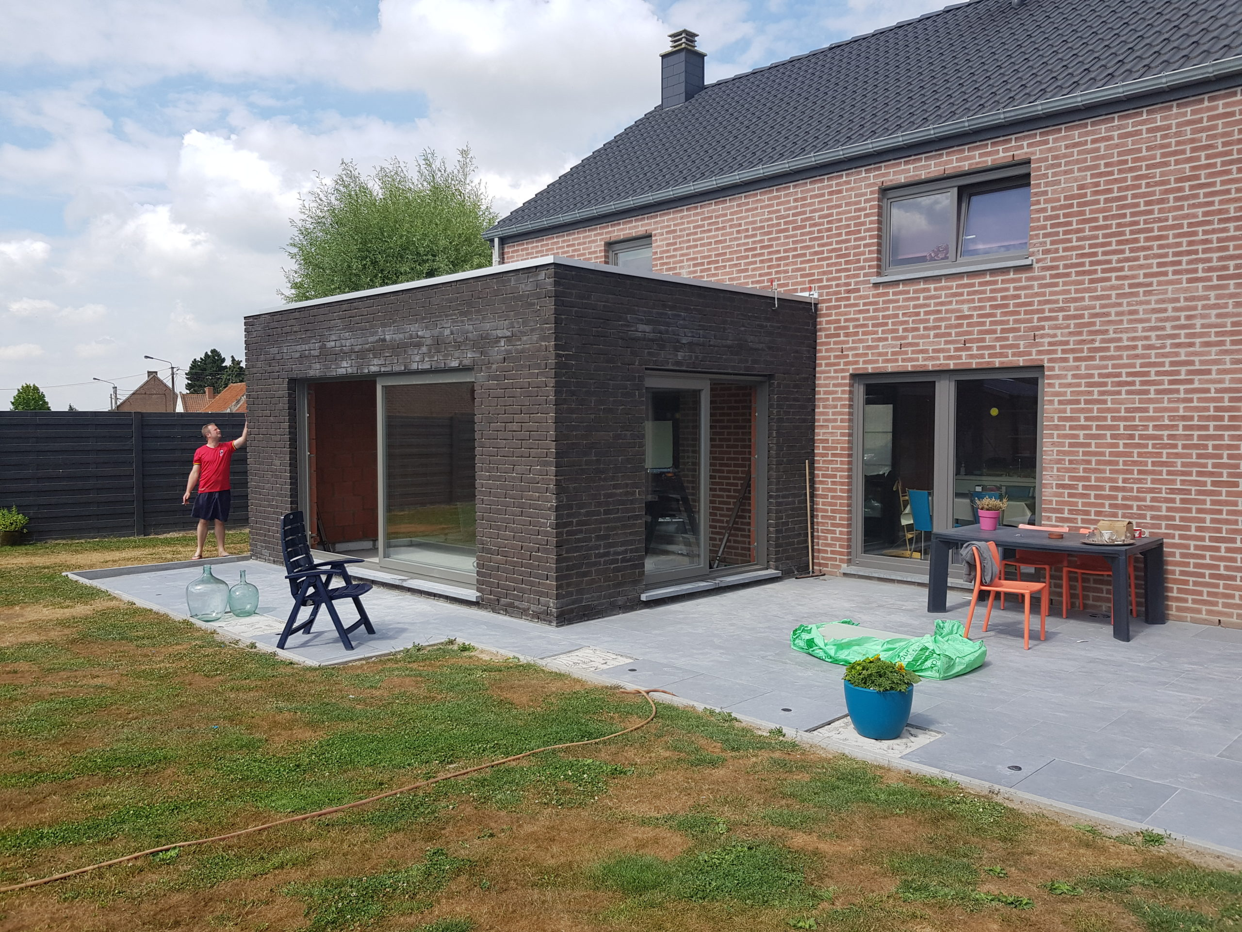 Baugnies-Extension et terrasse (2)