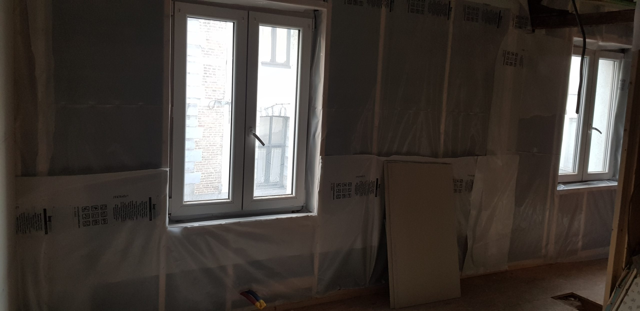 Rénovation maison de ville à Tournai (6)