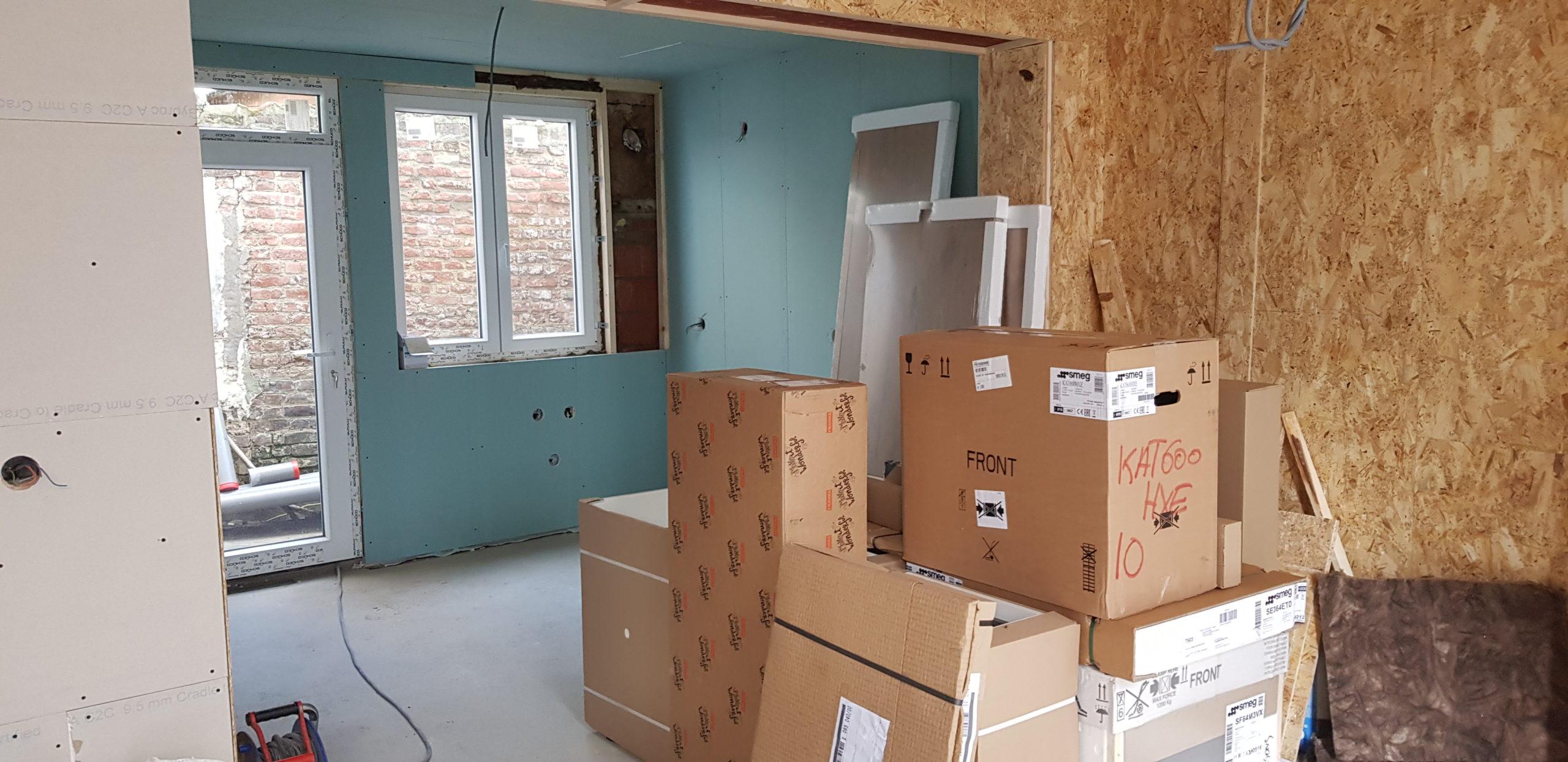 Rénovation maison de ville à Tournai (7)